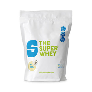 WHEY PROTEIN - The Super Vanilla