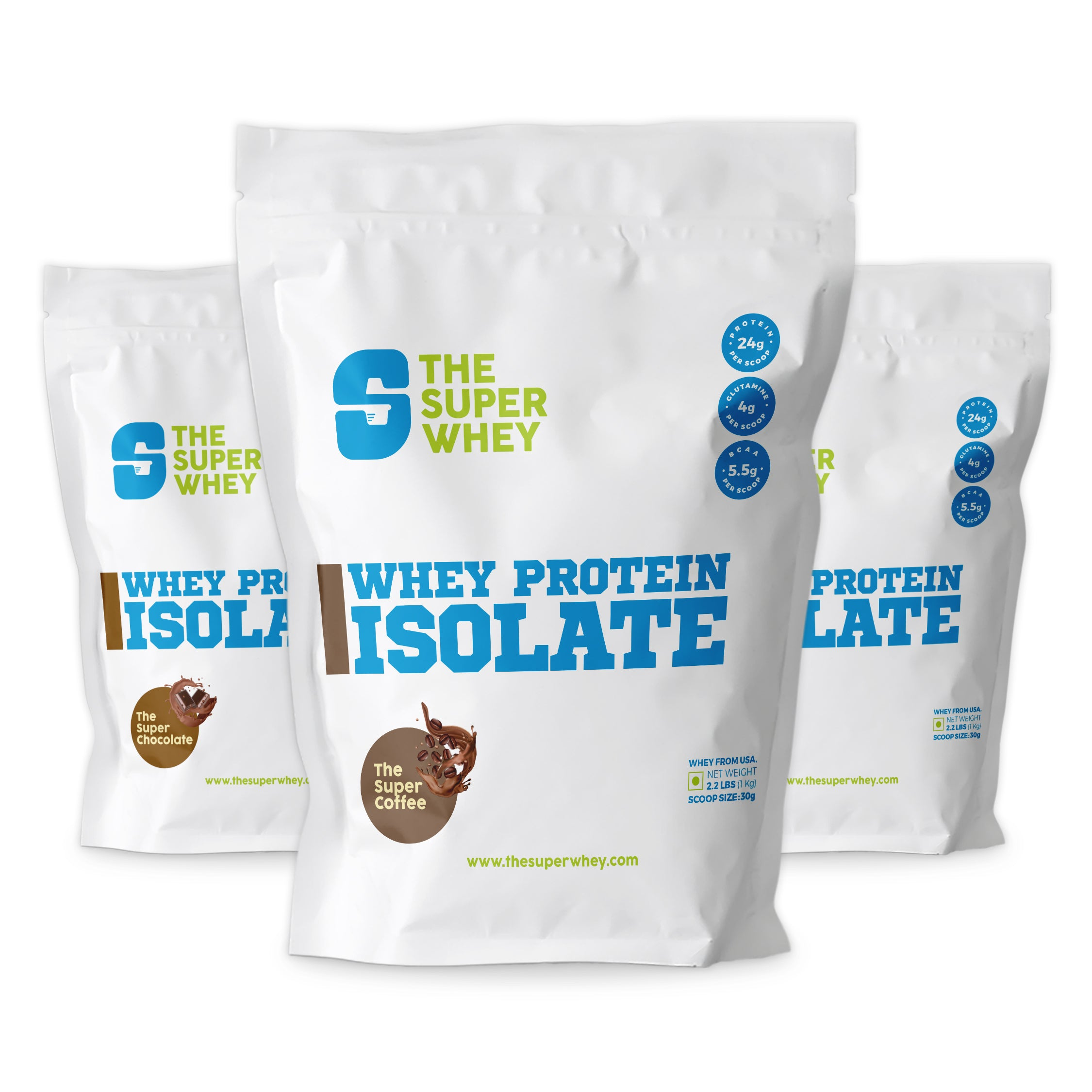 WHEY PROTEIN ISOLATE - The Super Coffee