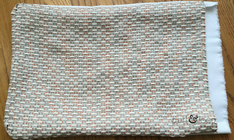 Purl & Loop Linen Ribbon Pillow_5