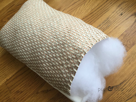 Purl & Loop Linen Ribbon Pillow_6