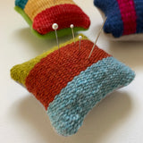 Wee Weaver Pincushion