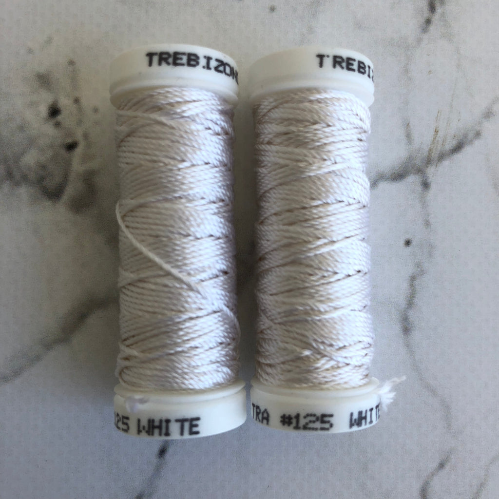 Trebizond Twisted Silk Embroidery Thread