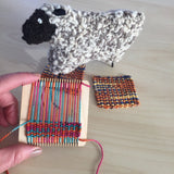Complimentary Minute Weaver Pincushion Pattern