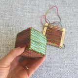 Complimentary Woven Cube Instructions