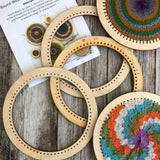 Recharges - Round Weaver Art Loom