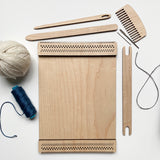 Maple Swatch Maker 3-in-1 Weaving Loom + Accessories