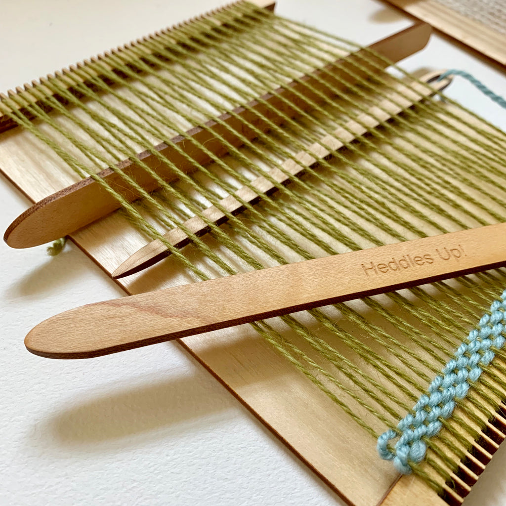 "Yarnworker ""Heddles Up"" Pick Up Stick"