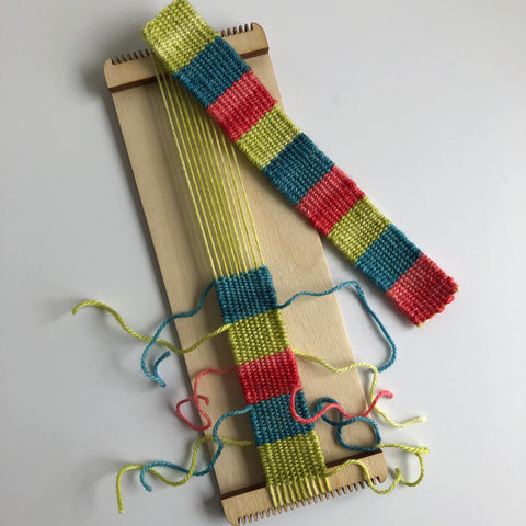 Beginning Bracelet Weaving Saturday May 4, 10-1pm