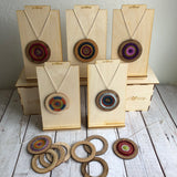 Maple Pendant Necklace Kit