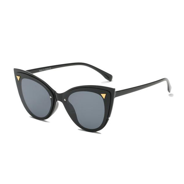 High Pointed Cat Eye Sunglasses