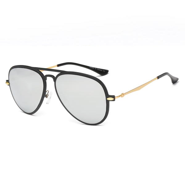 Unisex Bold Aviator Sunglasses