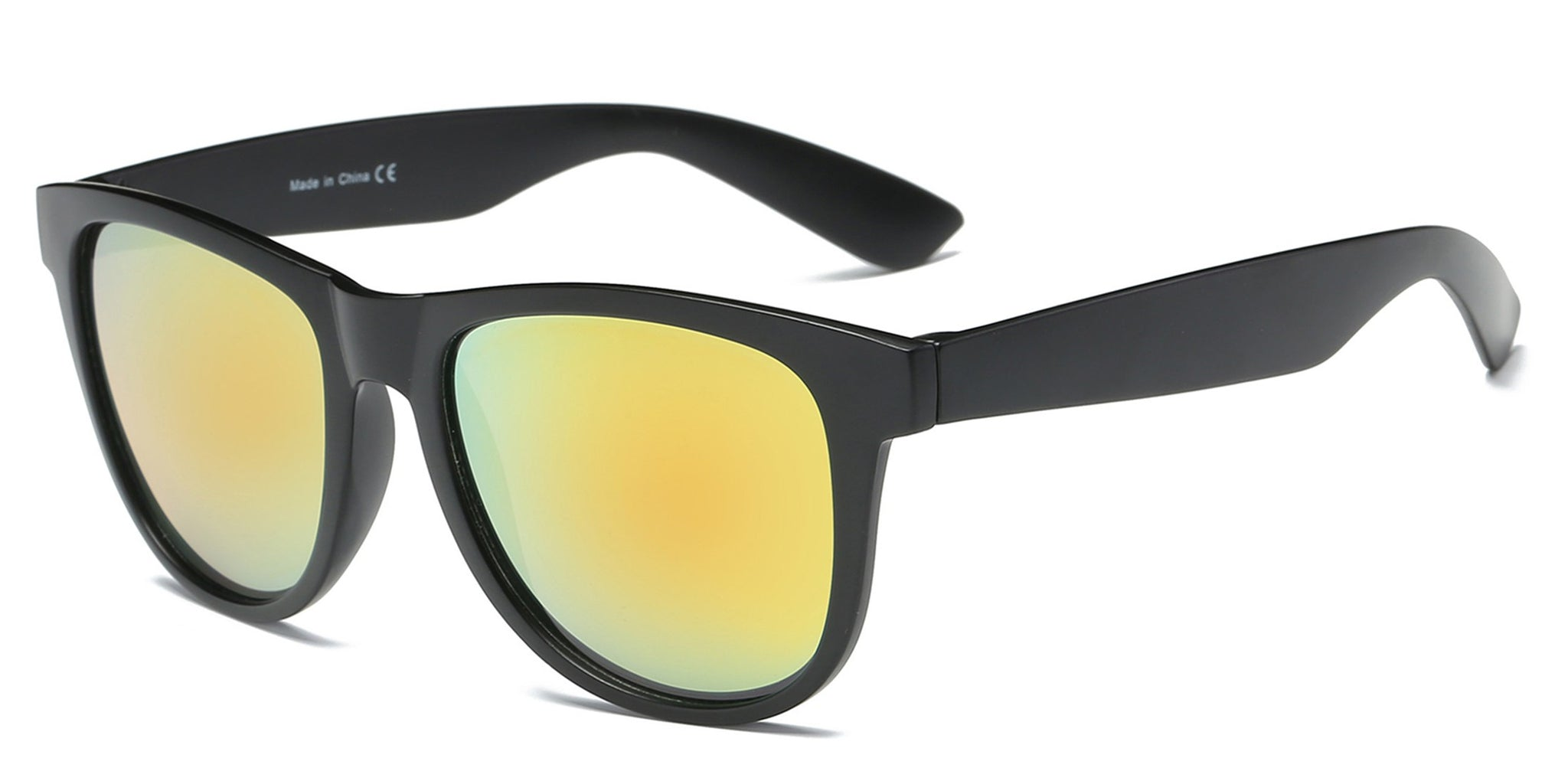 Salt Square Mirrored Sunglasses