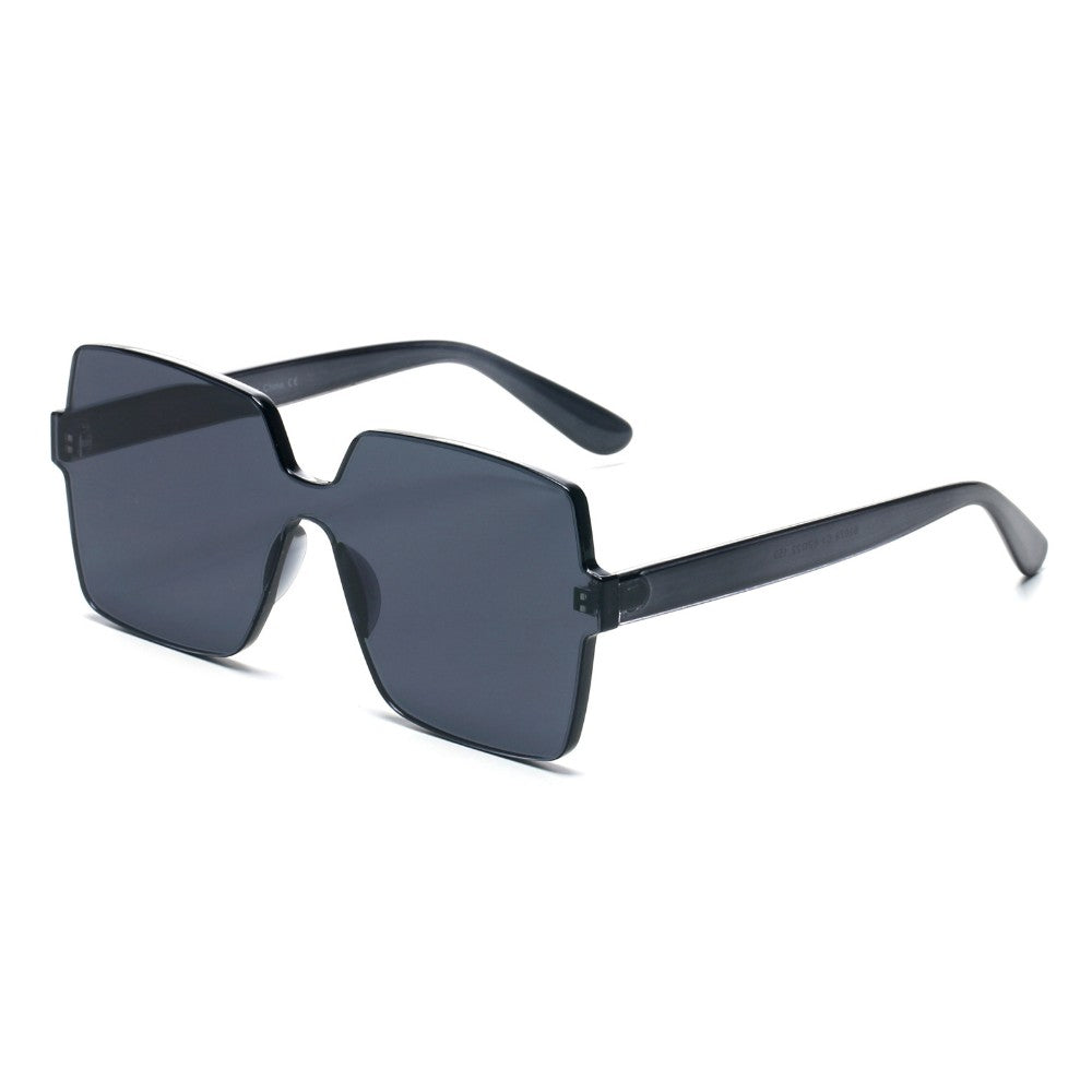 Vintage Square Full Sunglasses