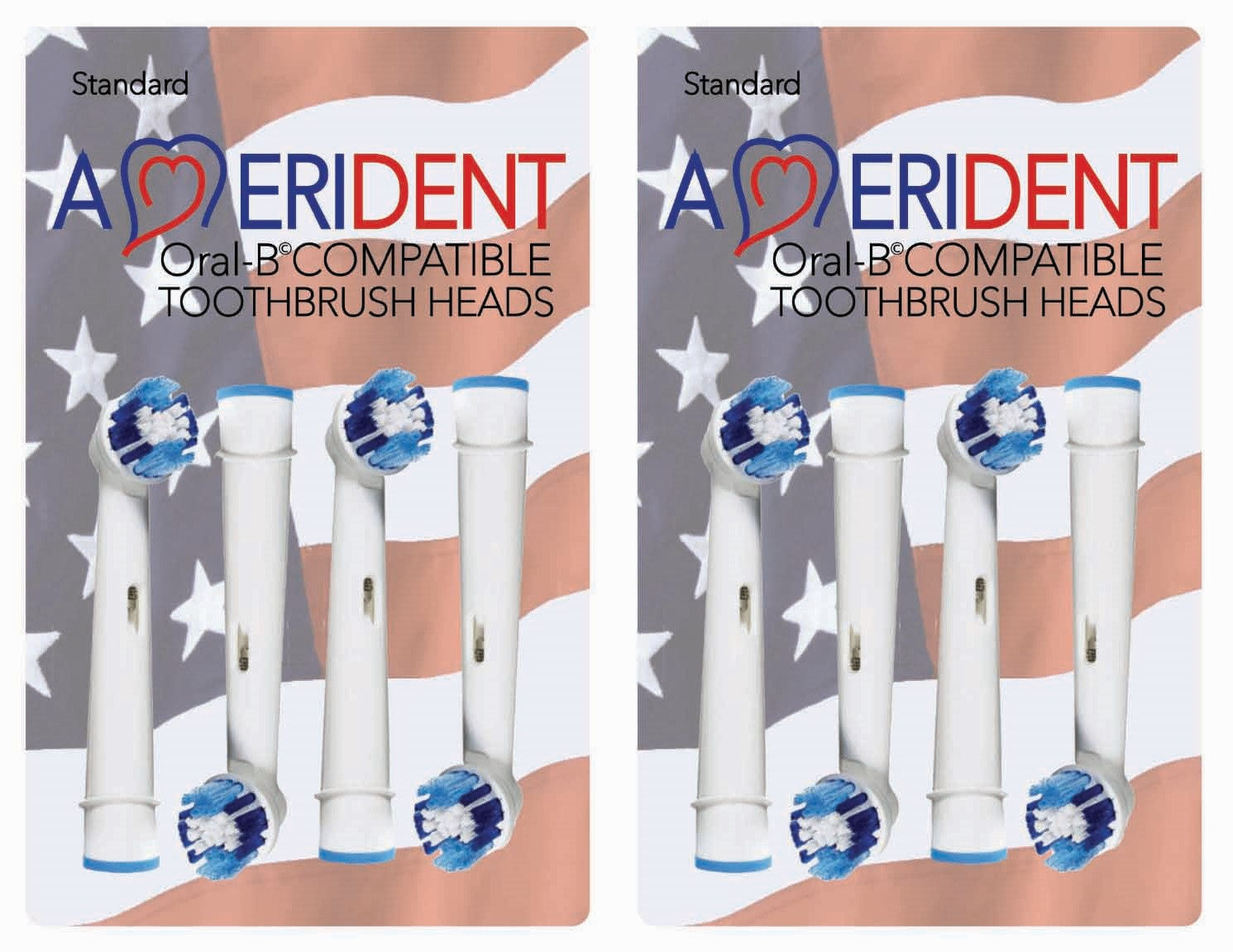 Kids Oral B-Compatible Toothbrush Heads