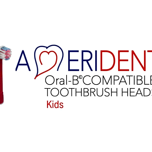PACK OF 12 - ORAL-B COMPATIBLE TOOTHBRUSH HEADS
