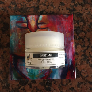 Sundari collagen cream