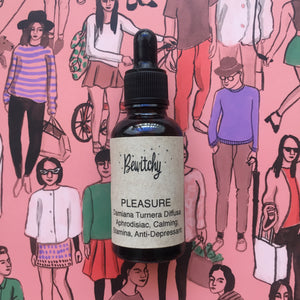 Pleasure herbal tincture