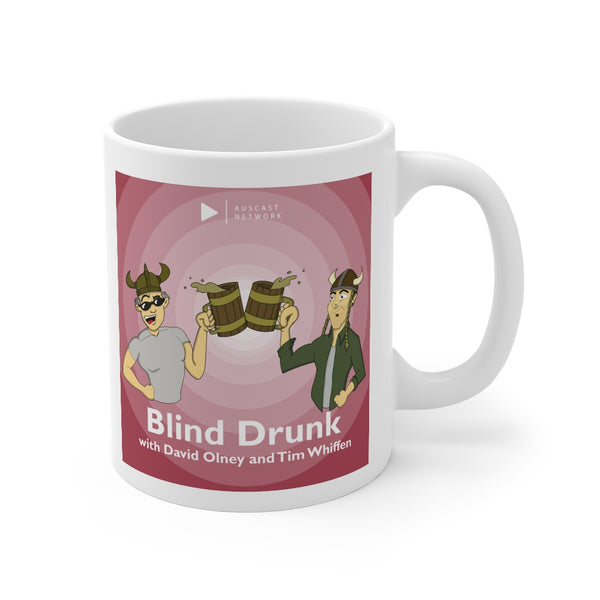 Blind Drunk Mug 11oz