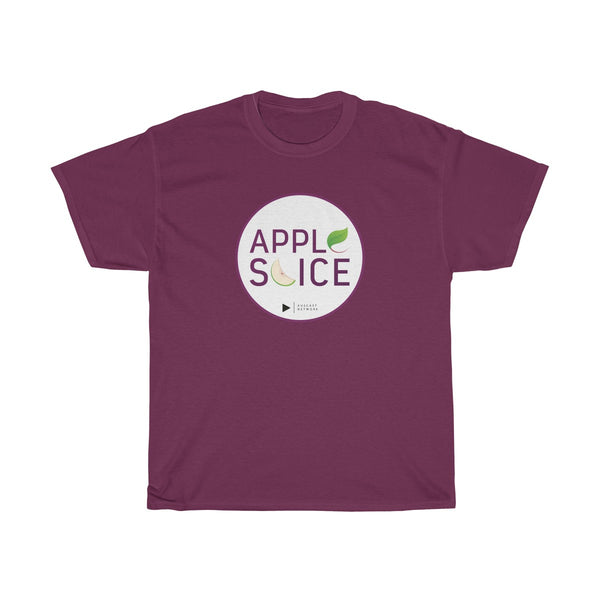 Apple Slice - Unisex Heavy Cotton Tee