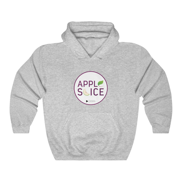 Apple Slice - Unisex Heavy Blend™ Hooded Sweatshirt