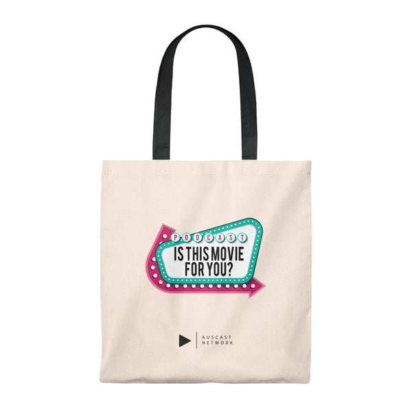 Is This Movie For You? Tote Bag - Vintage