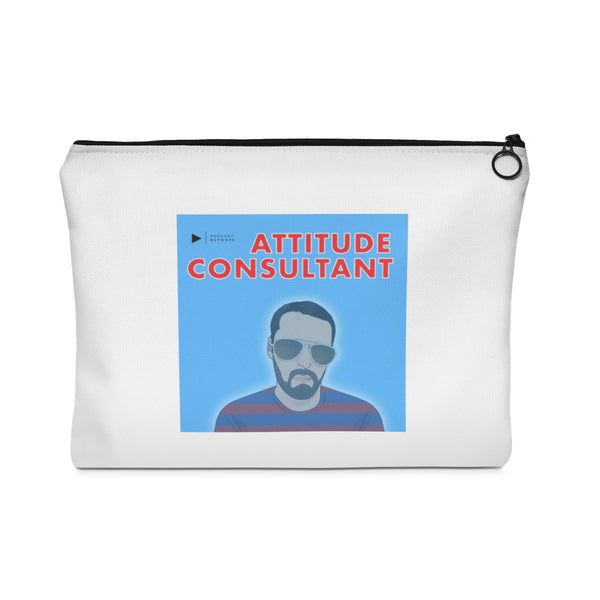 Attitude Consultant Carry All Pouch - Flat