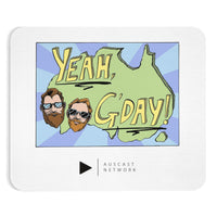Yeah G'day Mousepad