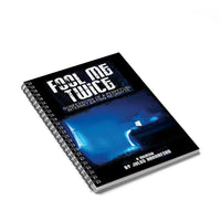 Fool Me Twice Spiral Notebook - Ruled Line