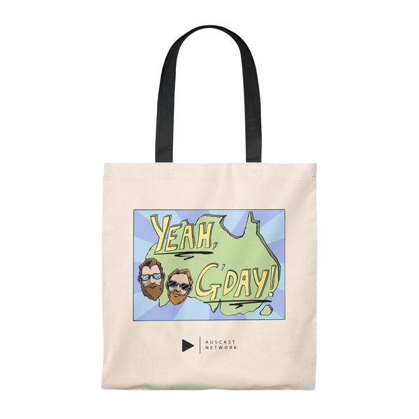 Yeah G'day Tote Bag - Vintage