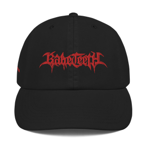 Babeteeth Golden State Music Producers Champion Dad Hat