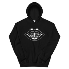 Load image into Gallery viewer, Babeteeth Mouth Outline Hoodie (front/back)