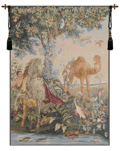 Cheval Drape II French Tapestry