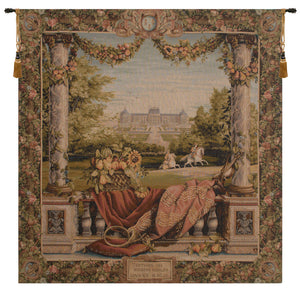 Terrasse Au Chateau II French Tapestry