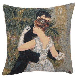 Danse A La Ville European Cushion Cover