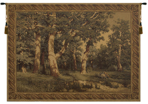 Scented Wooded Forest European Tapestry