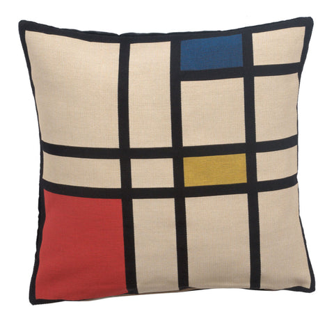 Mondriaan  European Cushion Cover