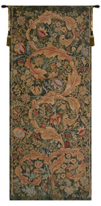 Acanthe Green Large French Tapestry