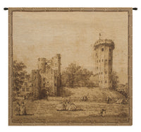 Castle Tower European Tapestry