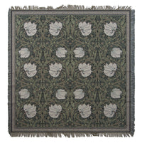 Pimpernel by William Morris European Throw