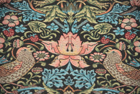 The Strawberry Thief by William Morris European Throw