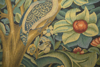 Woodpecker Right by William Morris European Cushion Cover