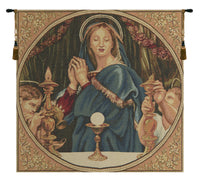 Madonna della Eucarestia European Tapestries