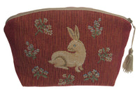 Bunny Purse Tapestry Handbag
