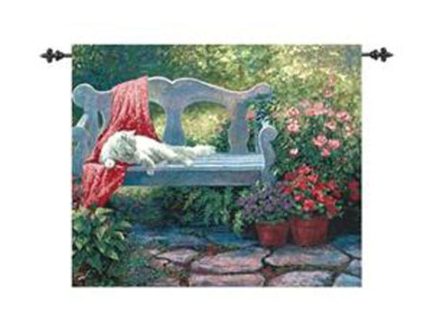 Afternoon Delight Fine Art Tapestry