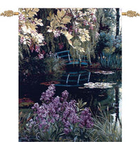 Reflections on Opus VI Fine Art Tapestry