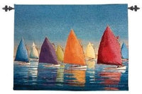 Flying Colors Fine Art Tapestry