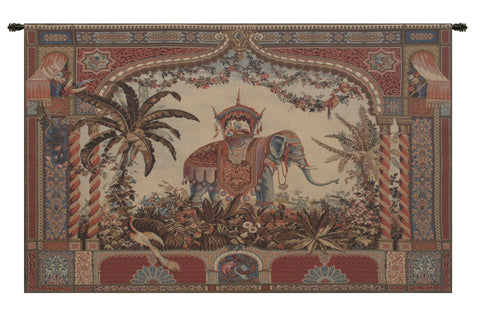 The Elephant European Tapestry