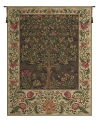 Tree of Life Beige I European Tapestry