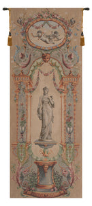 Portiere Statue French Tapestry