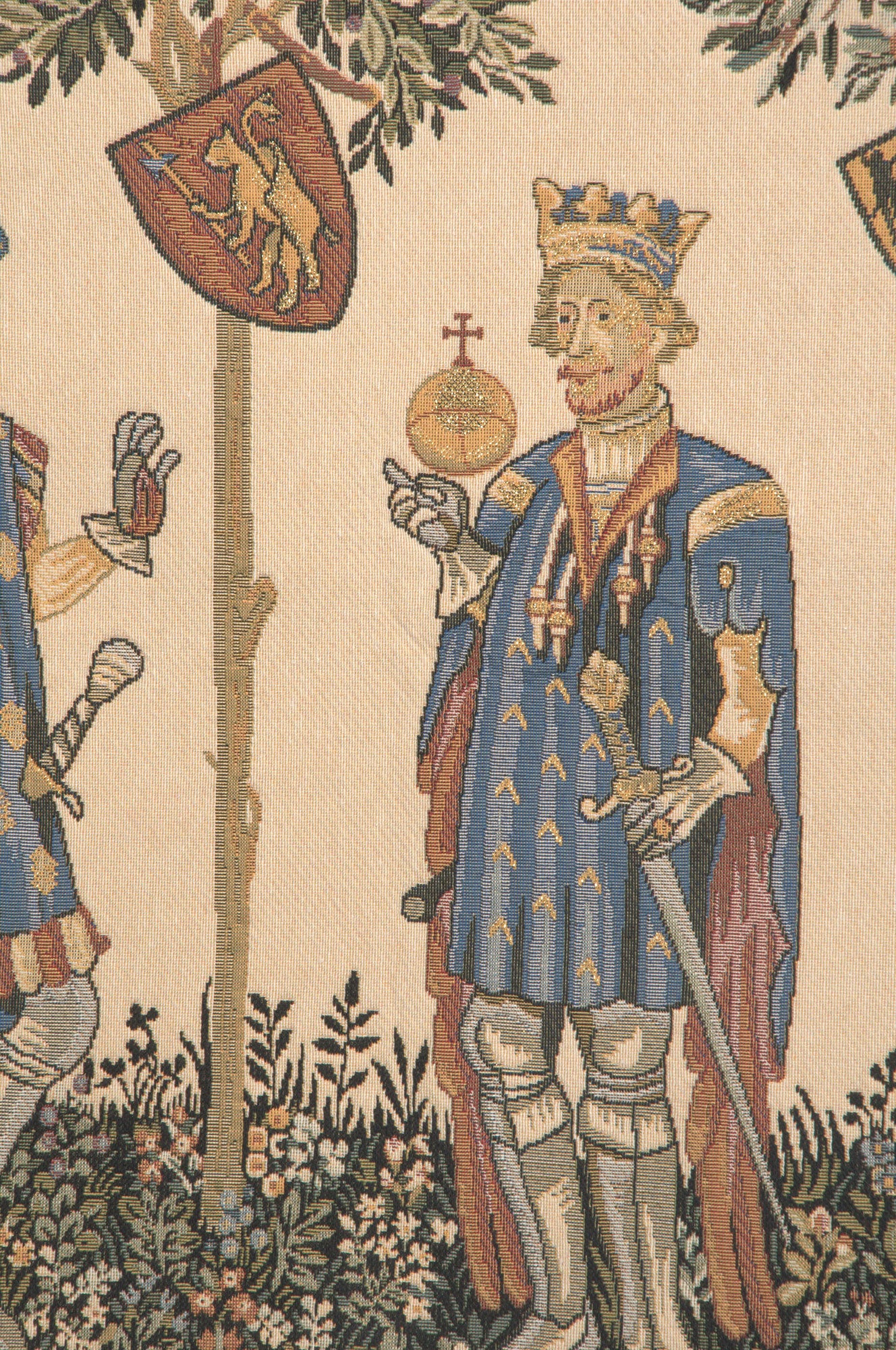 Master of the Castle II European Tapestries